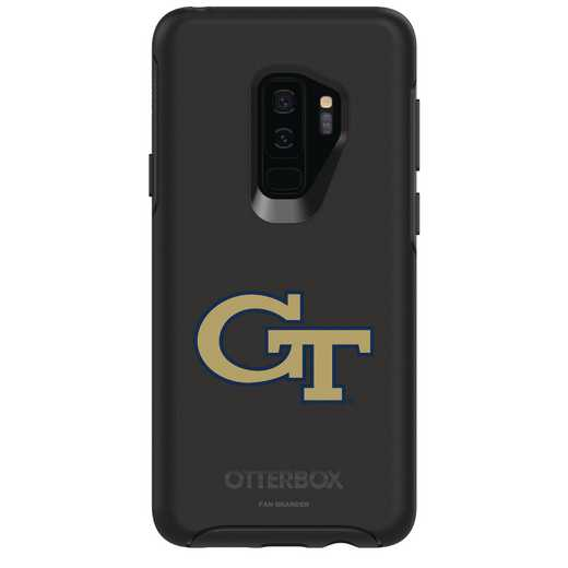 GAL-S9P-BK-SYM-GT-D101: FB Georgia Tech OB SYMMETRY Case for Galaxy S9+